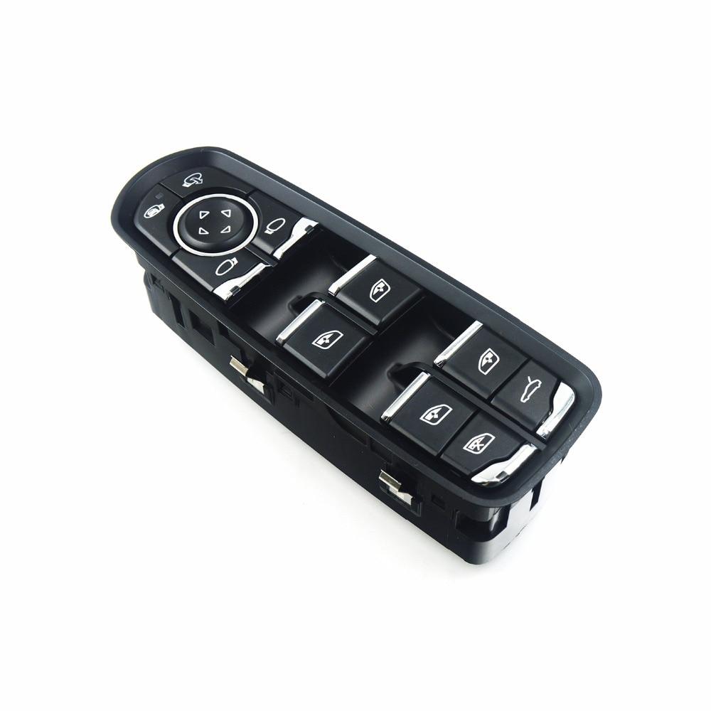 Botonera de Ventana 7PP959858MDML para Panamera Macan Cayenne ZEALfix Interruptor Mando Elevalunas