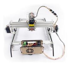 DIY рабочего лазерный гравер резки маркировочная машина 0.5 Вт ~ 6.5 Вт 21 см * 25 см большая рабочая зона плоттер, сборки завершен