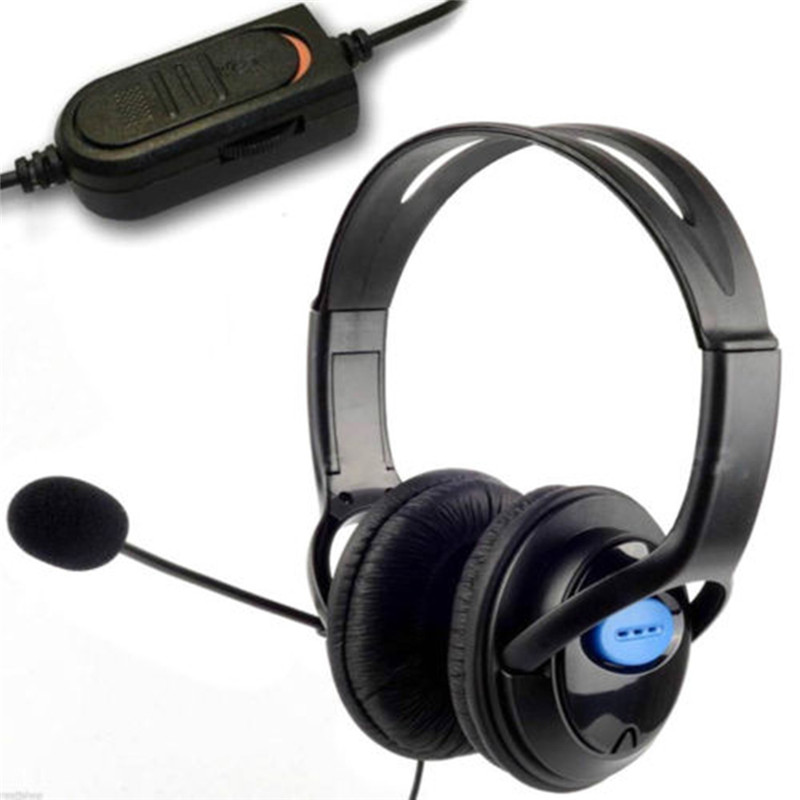 J30 Factory Price Earphone Game Wired Earphone Headset With Mic PS4 And PC Headphones Stereo Foldable Sport Earphone Microphone