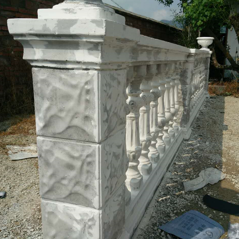 Roman flower pots molds mould concrete stone very strong ABS material