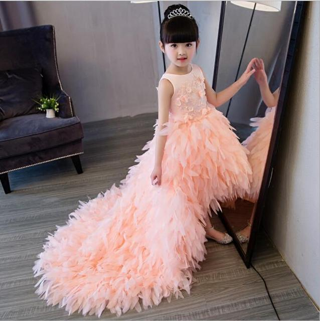 Mermaid Wedding Dresses for Girls