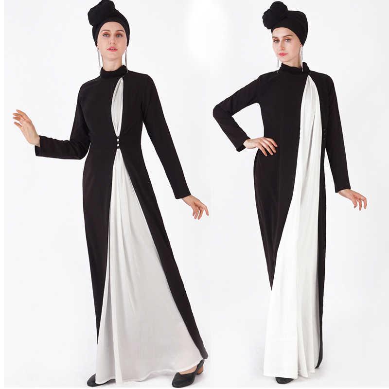 قفطان عباية دبي الحجاب مسلم اللباس تركيا الجلباب القفطان رمضان العبايات للنساء Tesettur Elbise التركية الإسلامية الملابس