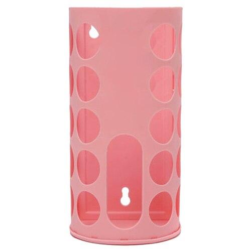 1 шт. пластиковая коробка для хранения Организатор мешки для мусора Коллекция хранения стойки висит прореживание коробка 24.8*12 см
