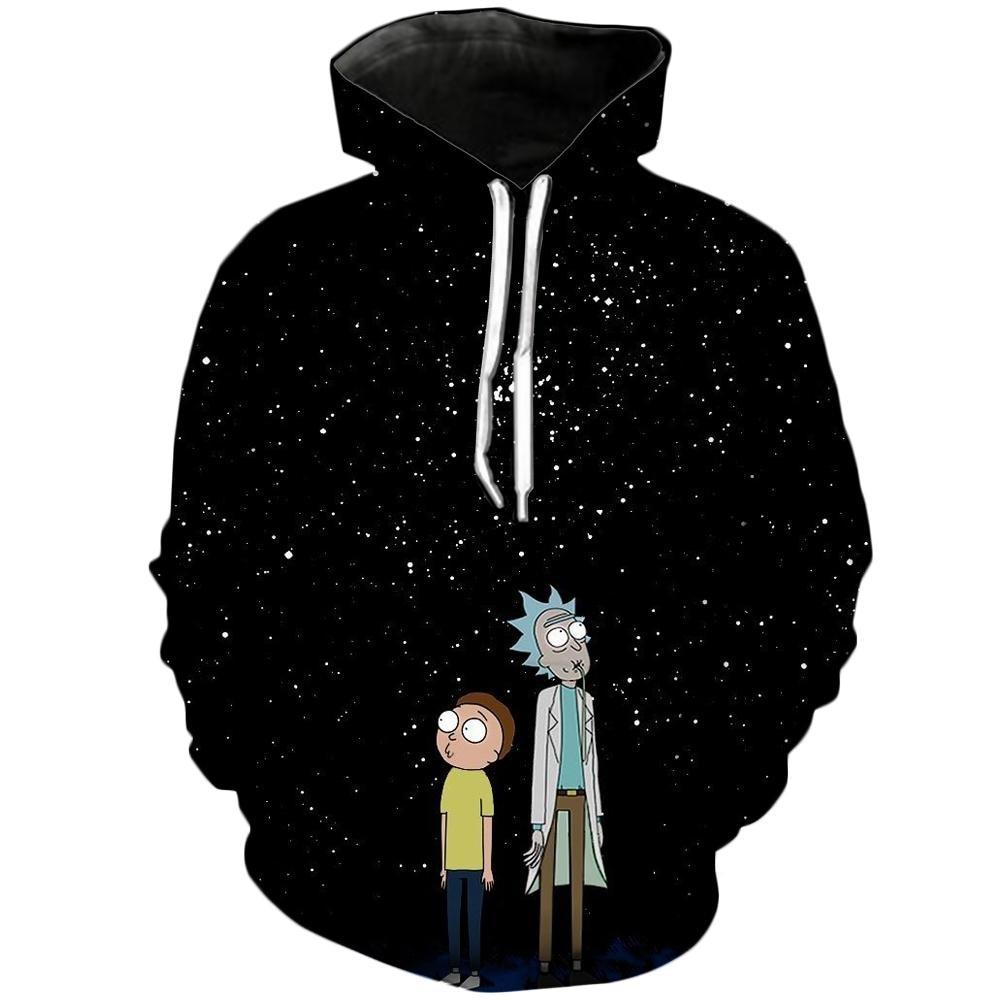 Art 3D Unisex Sweatshirt Men Brand Hoodie Casual Tracksuit Pullover Anime Hoodie 1