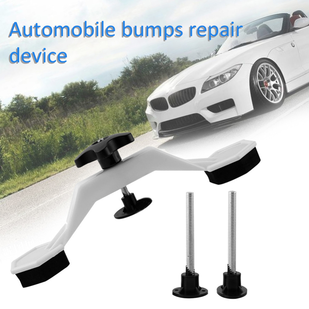 1 Set Dent Repair Tool For Cars Automotive Bump Repairer Auto Dents Repairing Tool Puller Slit Tweezer