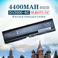 Батареи ноутбука 4400 мАч для HP COMPAQ Presario V3000 V6000 A900 C700 F500 F700 для Pavilion DV6000 G7000