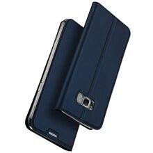 Кожаный флип чехол для Samsung Galaxy S8 Роскошный бумажник книжка чехол на самсунг s8 защитный телефон случае на Galaxy S8 плюс