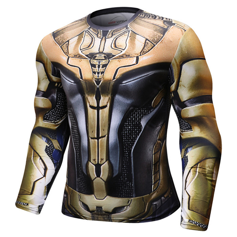 Mma Bjj Rash Guard Compression Long Sleeve Top Mens Under Armour Layer Gym Shirt