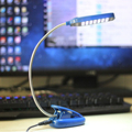 New Arrival Ultra Bright Flexible 28 LEDs USB Book light reading lamp for Laptop Notebook PC Computer