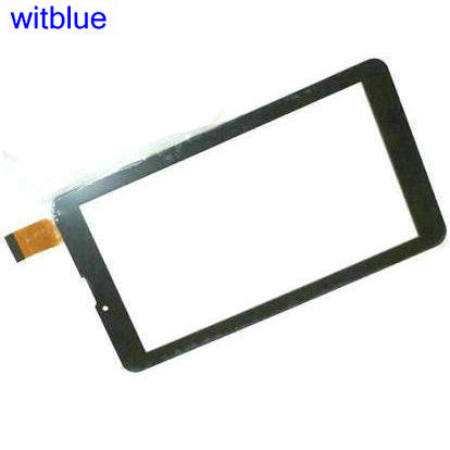 Witblue New Touch screen Digitizer For 7 Irbis TZ50/TZ52/TZ53/TZ54/TZ55/TZ56/TZ60 3G Tablet panel Glass Sensor replacement witblue new for 7 irbis tz49 3g irbis tz43 3g tz709 3g tablet touch screen digitizer glass touch panel sensor replacement