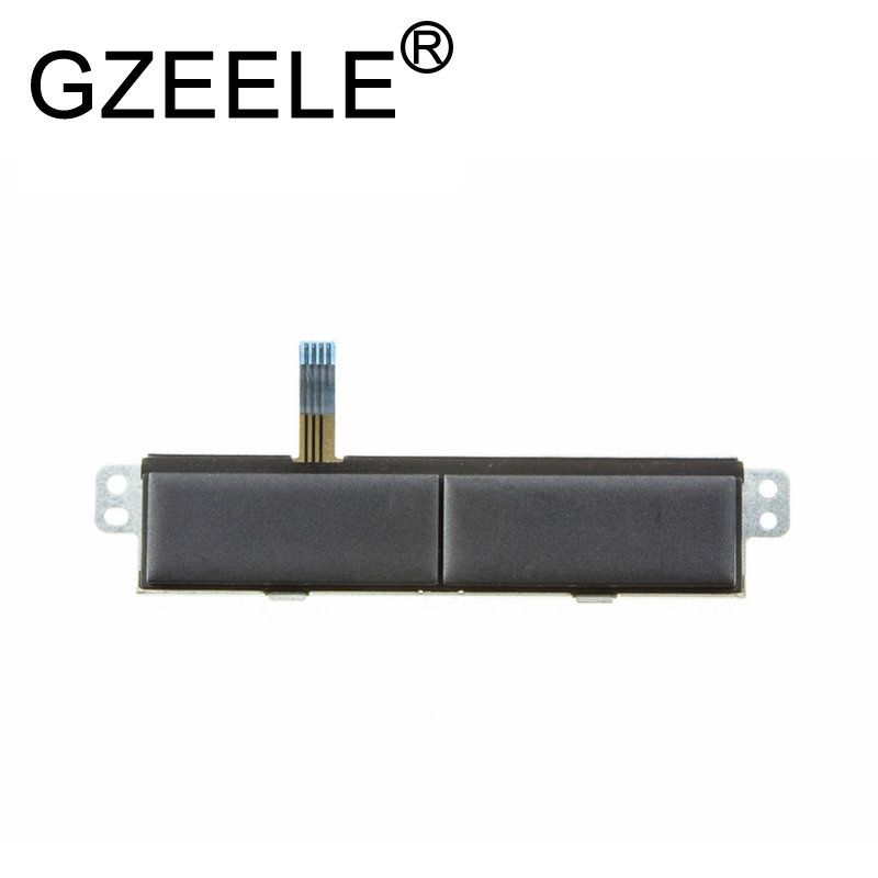 GZEELE new for <font><b>DELL</b></font> <font><b>Latitude</b></font> <font><b>E5430</b></font> E5530 Laptop Mouse Click Buttons Laptop Touchpad Button Board Laptop Touchpad Button BLACK image