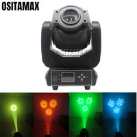 4pcs+1 flight case(4in1) DMX Lyre spot led 90w moving head equipment dj powercon professional stage light