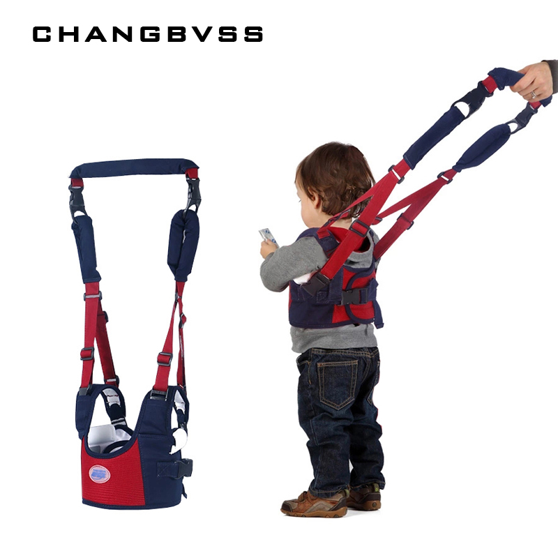 New Child Harness Leash Baby Walking Assistant Harnais