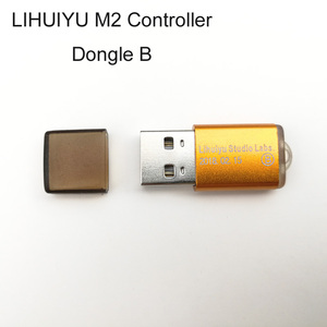 Image 3 - LIHUIYU M2 Nano Laser Controller Mother Main Board Mother Board Control Panel Dongle B USB Cable Used for Co2 Engraving Machine