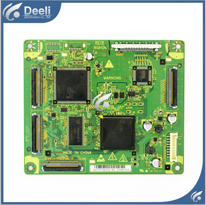 original 95% new used for board P42E101C JA09572 logic board good Working original logic board 2009fa7m3c4lv0 4