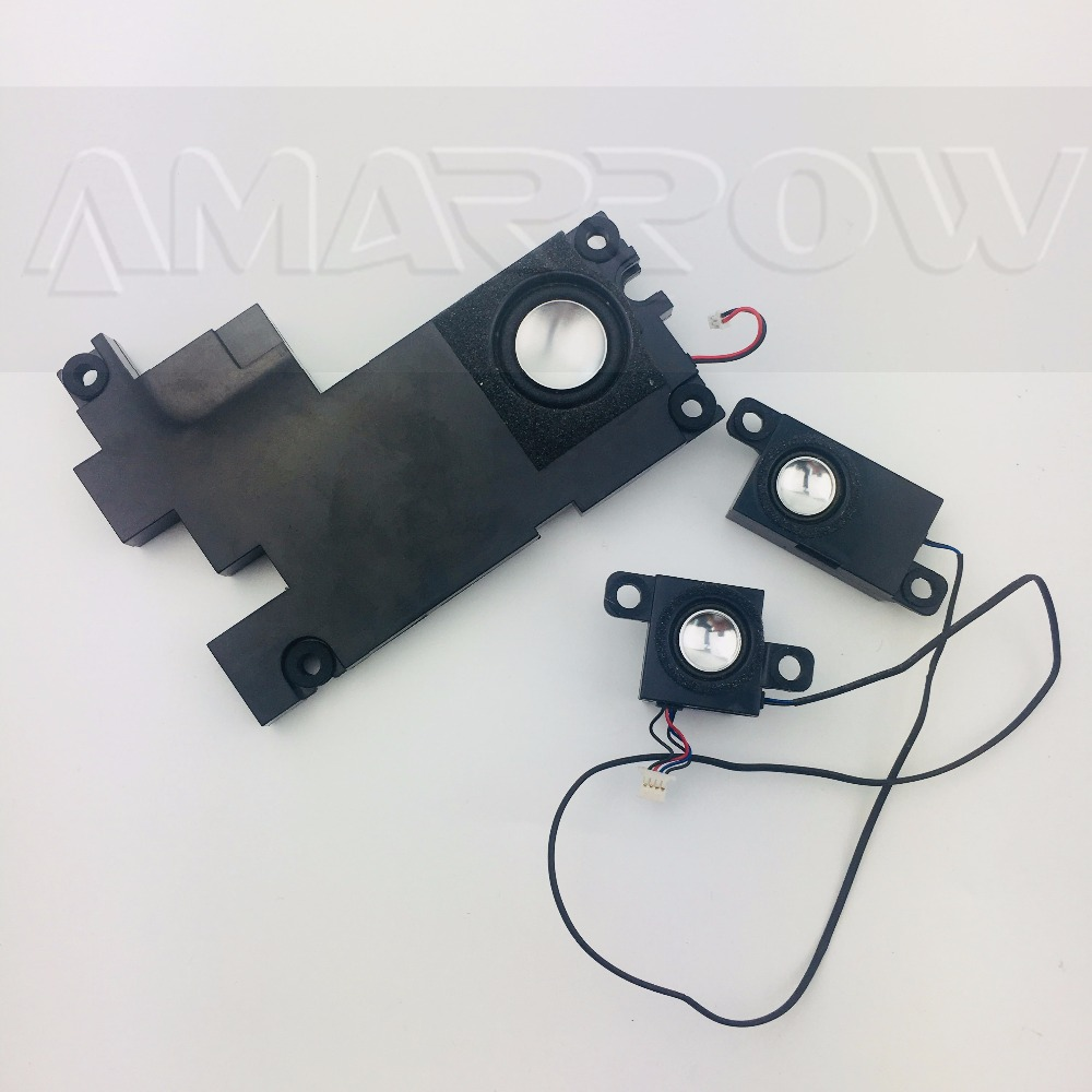 small resolution of original laptop speaker for dell xps l501x l502x left and right and subwoofer speakers