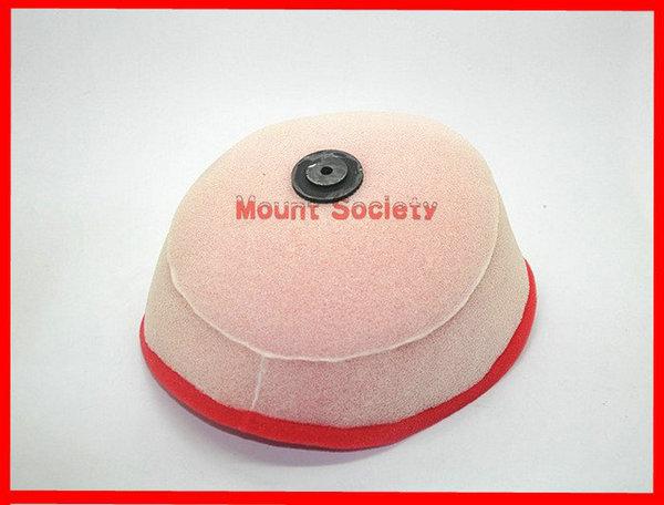 Prix pour Doppia Mousse Filtre À Air Cleaner pour KTM SX XC EXC SXS XCW XCF SXF MXC LC4 SMR 85 105 125 200 250 300 400 450 520 525 560 Sei Gior