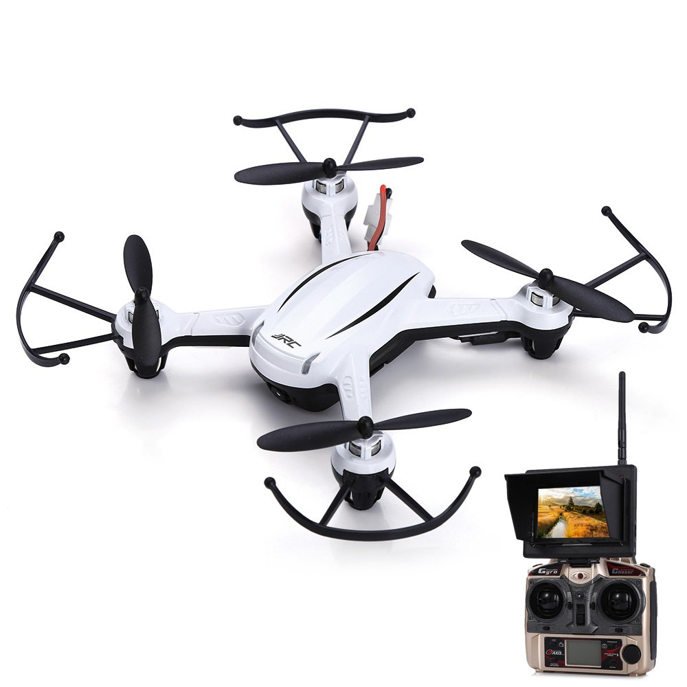 JJRC RC Quadcopters 5.8G FPV HD Camera Drones 2.4GHz 4CH 6 Axis Gyro RC Quadcopter Real-time Transmission RTF RC Drone Dron Toys