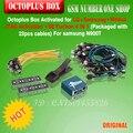 Octoplus Box para LG + Samsung + sony con Medua JTAG Activación con 22 unids cables