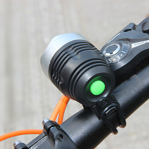 Image 3 - ไฟฉายไฟฉาย 3000 Lumen XML Q5 อินเทอร์เฟซจักรยาน LED จักรยานไฟฉาย lanterna ไฟฉาย El feneri 402A