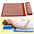 Health Care Massager Pillow Cushion Acupressure Mat Relieve Stress Pain Acupuncture Spike Yoga Mat Body Massager Drop shipping