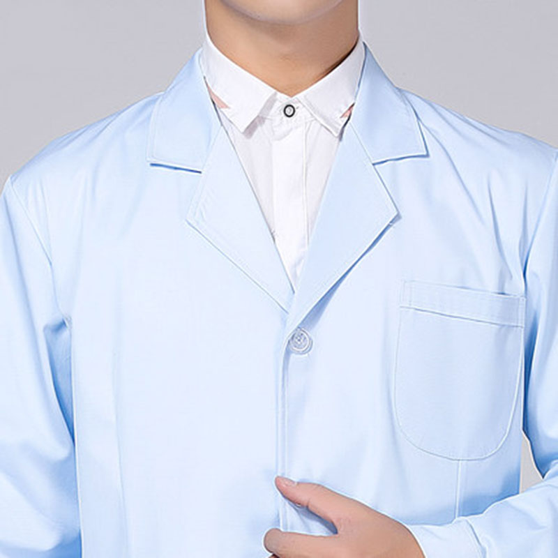 Neue Ankunft Medizinische Kleidung Männer Krankenhaus Laborkittel ...