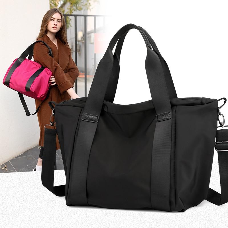 Outdoor Yoga Mat Bag Gym Tas For Fitness Woman Sports Bag Female Tote Shoulder Pack Training Gymtas Bolsa Deporte Big Handbags