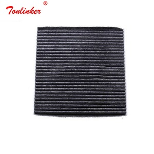 Image 1 - Car Cabin Air Filter 80292 TF0 G01 Fit For Honda CITY1.4 1.5 Model 2009 Today CR Z 1.5 FIT1.2 1.3 Filter Car Accessoris