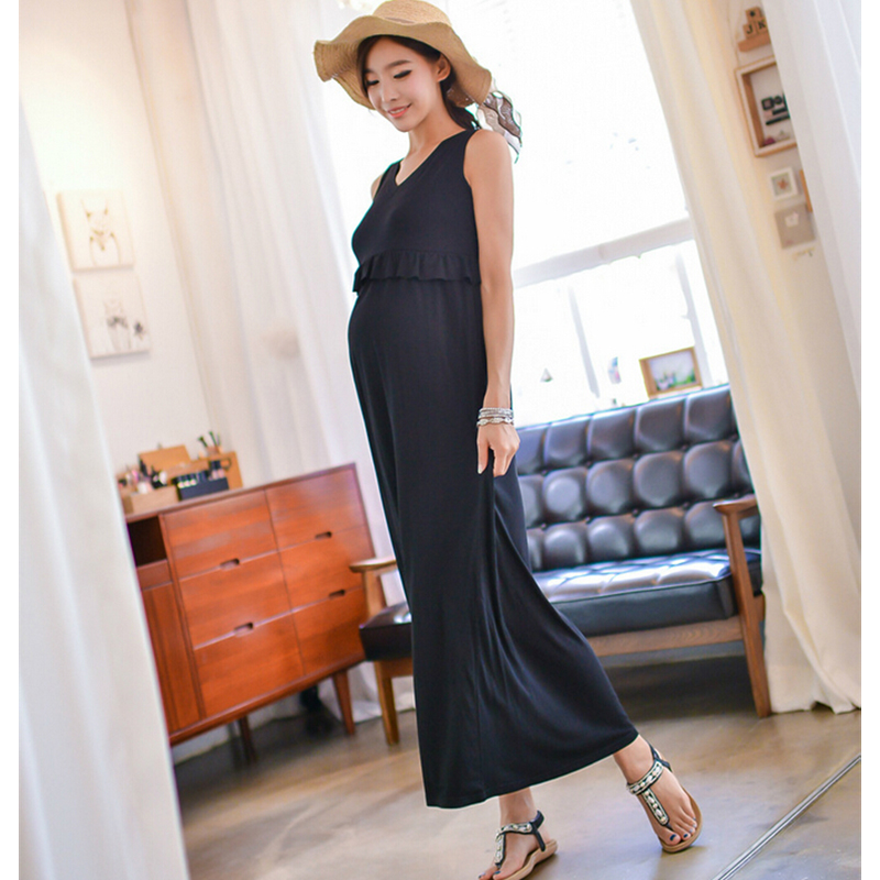 2016 fashion maternity dresses sleeveless hot nursing dresses breastfeeding maternity clothing 2 colors modal pregnancy clothes 1pc adapter pl259 uhf plug male nickel plating to bnc female jack nickel plating rf connector straight vc668 p0 5