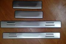 цена на 2009 2010 2011 2012 2013 For chevrolet Chevy Cruze hatchback stainless steel scuff plate door sill car accessories