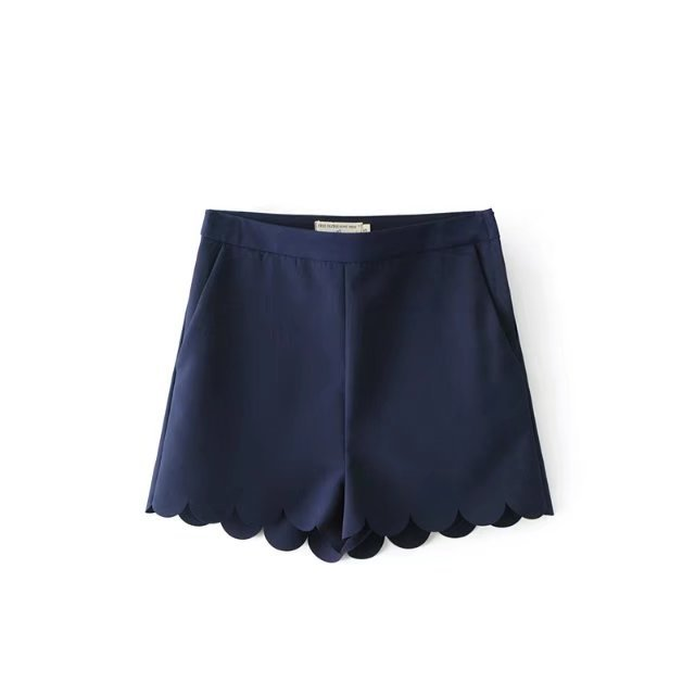 2017 Summer Womenu0027s AA Wide Legs Shorts Womenu0027s Casual Pocket OL Wave 2017  Extra Large Size Summer Girl Hot Loose Shorts In Shorts From Womenu0027s  Clothing ...