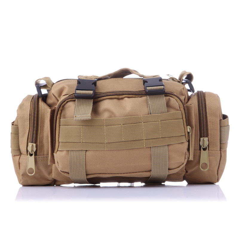 Tactical Bolsa Bolsas de Deporte 600D Impermeable de Tela Oxford Paquete de la C
