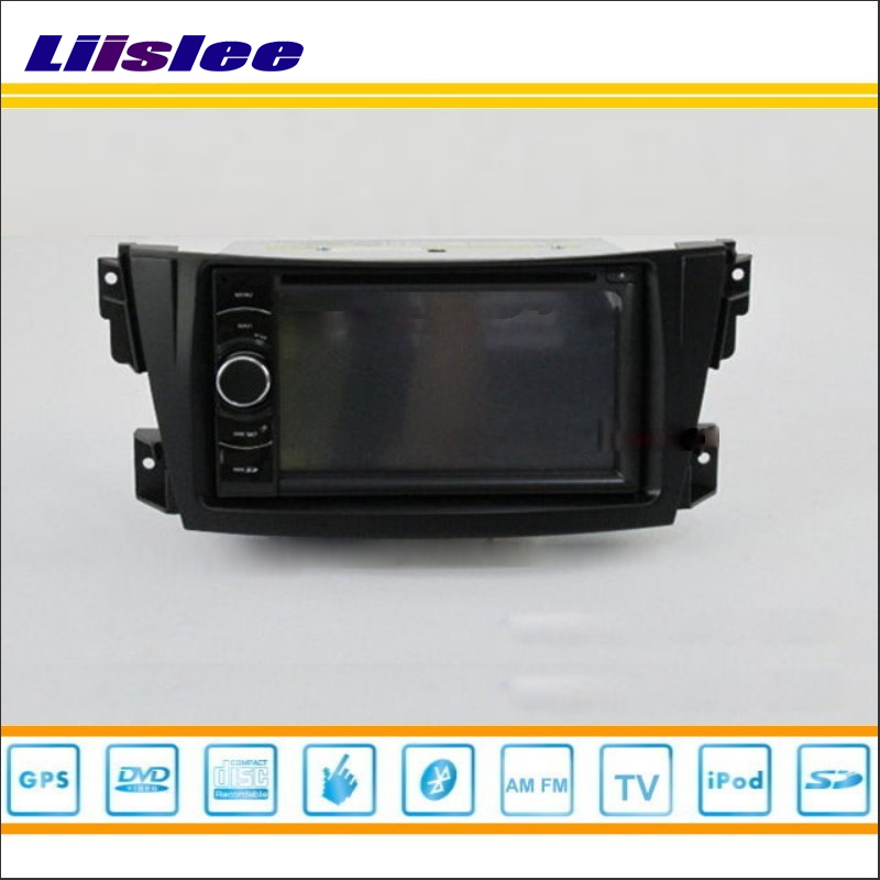 Liislee For Toyota Caldina T240 2002~2007 Car Radio Stereo CD DVD Player GPS NAVI HD Touch Audio Video Map Nav Navigation System