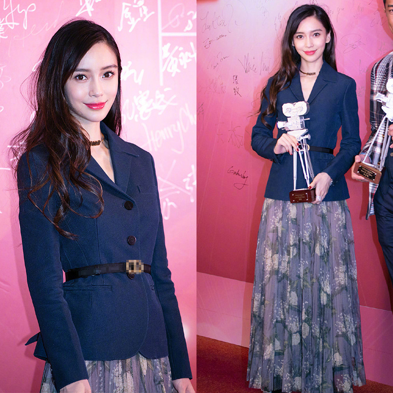 Nouvelle veste de costume anglais de Style printemps de Yang Yingxing 2019 vêtements femmes