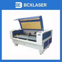 CNC intelligent laser cutting machine controlled by computer remotely at low price