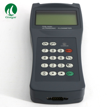 Ultrasonic flowmeter with M2 sensor TDS-100H water flow meter