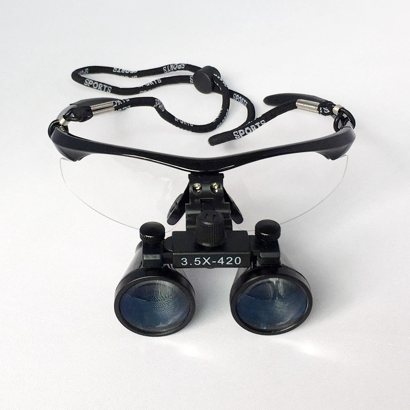 100% originalus 3,5x padidinimas Galilėjos žiūroninis medicininis - Matavimo prietaisai - Nuotrauka 6