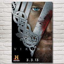Vikings Character Poster