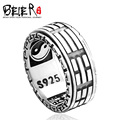 Beier 925 silver sterling jewelry  China style Taiji ring for men  high quality  Fashion Jewelry   BR925R046