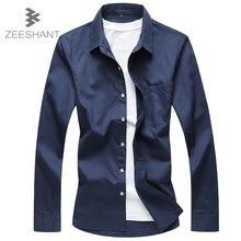 6XL 7XL 8XL Men's Classic Solid Shirt Long Sleeve Dress Shirt Men Business Formal Shirts Mens Clothing Camisa Masculina Hombre