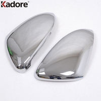 High Quality Auto Car Mirror Cover Side Back Mirror Fit For VW GOLF VII 7 MK7