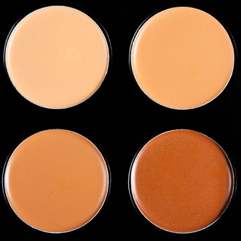 15 Colores Contour Palette Face Cream Maquillaje Corrector Palette & - Maquillaje - foto 3