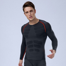 Men's physique sculpting clothes short-sleeved stomach stomach chest vest waist belt formed slimming underwear decreased beer stomach