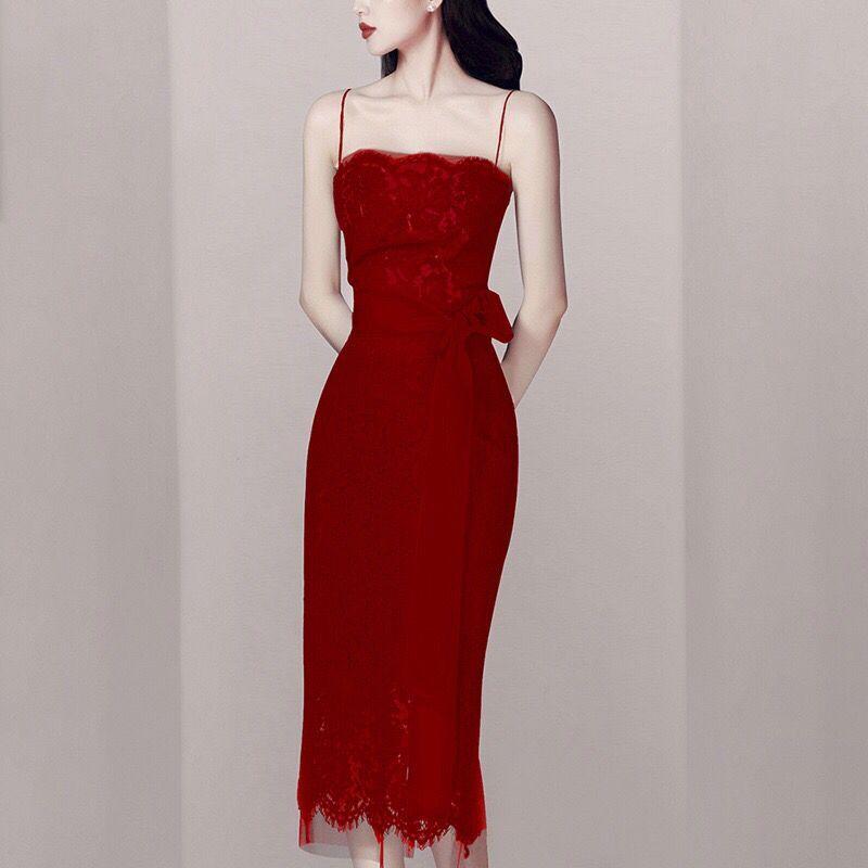 3 couleurs robe d'été de haute qualité Sexy sangle célébrité boîte de nuit mode élégante soirée robe de soirée femmes
