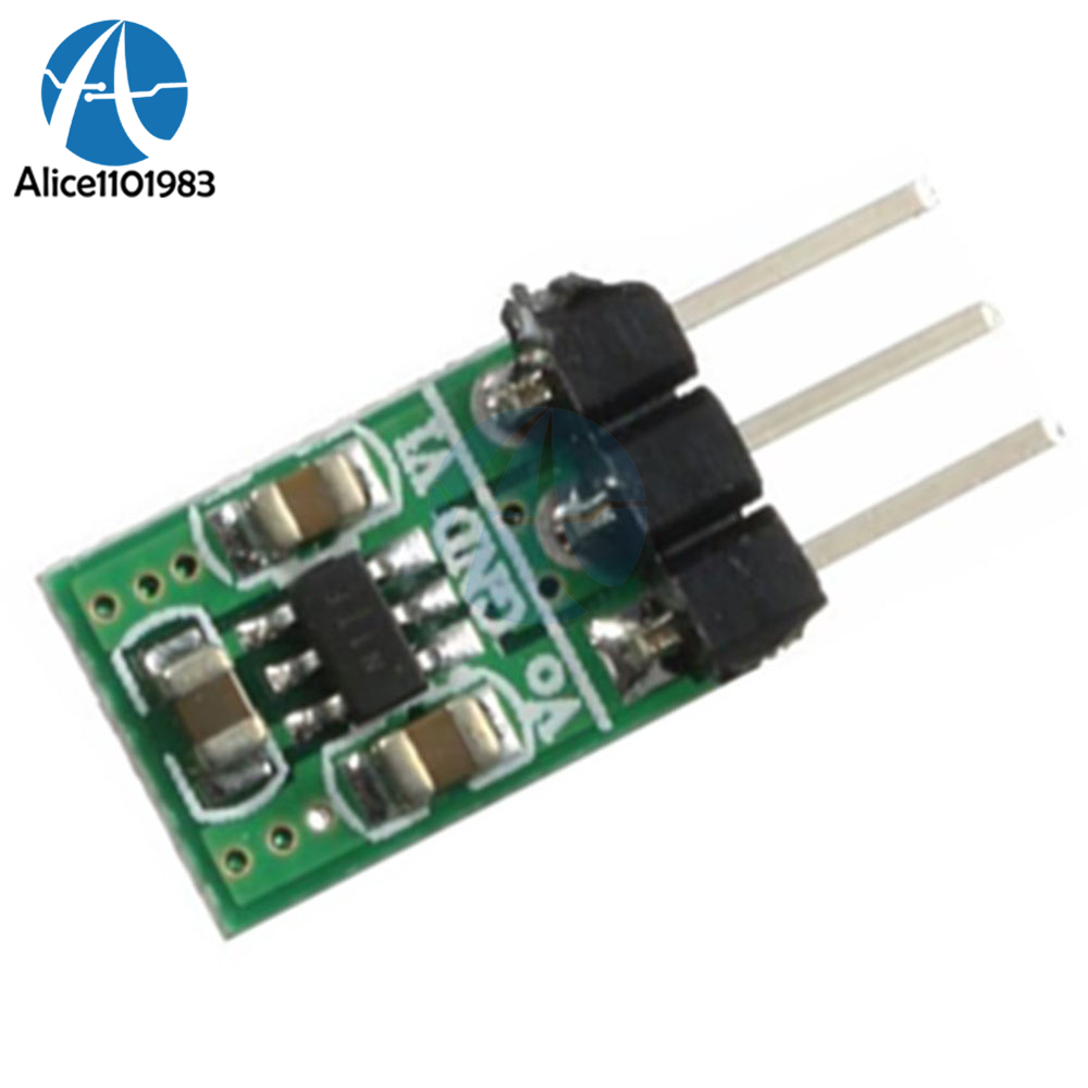 Mini 2 w 1 DC-DC 1.8 V-5 V do 3.3V moduł zasilania Step Down przekształtnik boost Wifi Bluetooth ESP8266 BT HC-05/06 CC1101 LED Driver