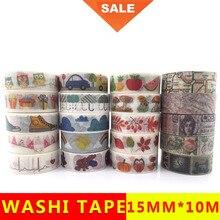 ФОТО  2299 patterns  wholesale custom jiataihe washi tape free shipping 30pcs/lot