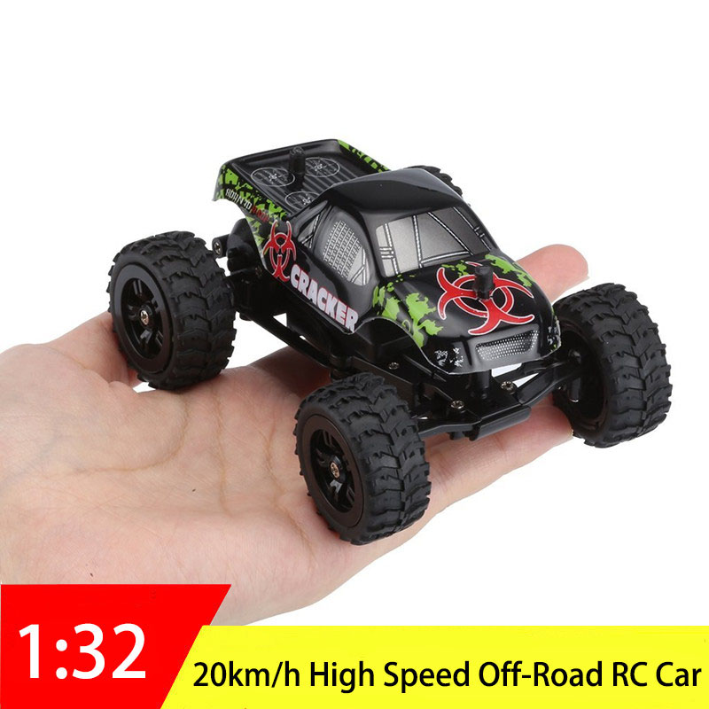 2.4GHz RC Car 1:32 Remote Control Mini RC Racing Car 20KM/H High Speed Off-road Drift Model Vehicle Toys For Kids Boys Gift image