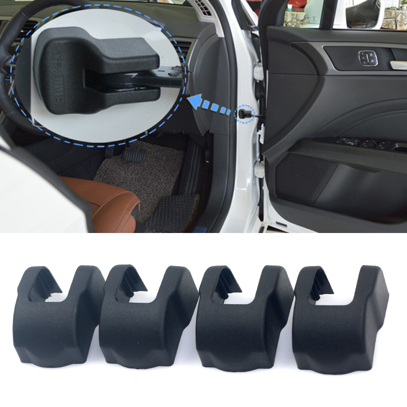Car Door Stopper Protection Cover Fit For Peugeot 301 308 3008 408 2008 508 Elysee C-QUATRE Accessories Car Sticker