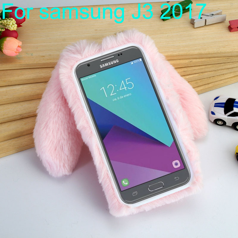 Чехол Samsung Galaxy J3 2017 SM-J330 Jelly Cover Black SAM-EF-AJ330TBEGRU