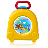 Baby Toilet Cute Cartoon Baby Potty Portable Travel Cars Child Potty Chair Training Girls Boy Kids